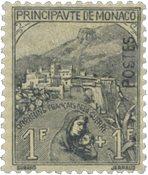 Monaco - 1919 - YT 32, neuf avec charnière