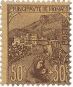 Monaco 1919 - YT 31 - Ubrugt