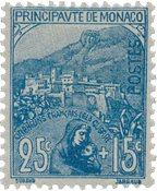 Monaco - YT 30 - Neuf avec charnières