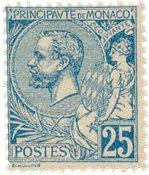 Monaco 1901 - YT 25 - Neuf