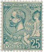 Monaco - 1891-1894 - YT 16, neuf