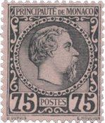 Monaco - 1885 - YT 8, neuf