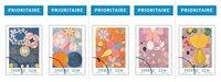Sverige - Hilma af Klint kunst - Postfrisk frimærkehæfte