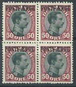 Danemark - Postfaerge 3 neuf sans ch.