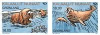 Norden 2020: Mammals - Mint - Set
