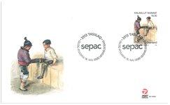 SEPAC 2020: Kunstværk i nationalsamling - FDC/1