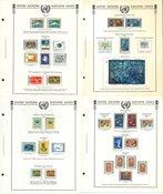 FN - Postfrisk samling