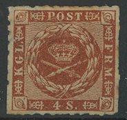 Danemark - AFA 234+236 bloc de 4 de carnet, neuf sans ch.