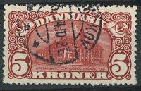 Danmark - 5 kr. Centralpostbygning