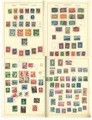 Europa - Album med stemplede frimærker