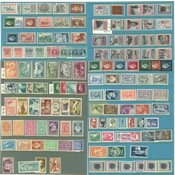 Grækenland - Postfrisk lot 1940-53