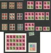 Schweiz - Postfrisk samling