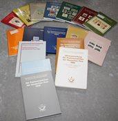 Allemagne - 17 livres annuels