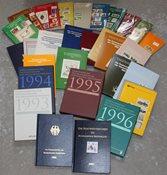 Allemagne - Livres annuels