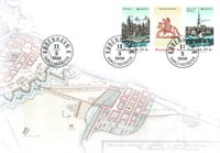 Tanska - Eurooppa 2020 - Muinaiset postireitit - EPK