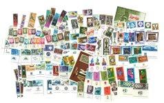 ISRAEL - tasokas kokoelma 1960-68