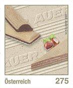 Østrig - Auer - Postfrisk frimærke