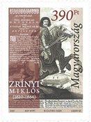 Hongrie - Zrinyi Milos - Timbre neuf