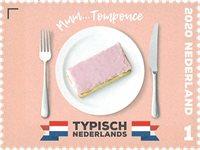 Holland - Typisk Holland/ Tompouce kage - Postfrisk frimærke