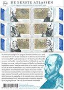 Holland - De første atlasser - Postfrisk miniark