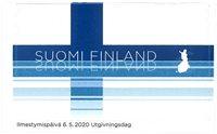 Finlande - Drapeau 2020 - Timbre neuf