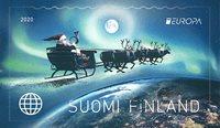 Finland - Europa 2020 Oude Postroutes - Postfrisse postzegel