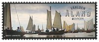 Aland - EUROPA 2020 - Historische postroutes - Postfrisse postzegel