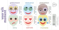 Nederland - Occasion postzegels - Postfris souvenirvelletje