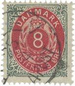 Danmark - AFA 25y