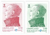 Definitives 2012 - Mint - Set