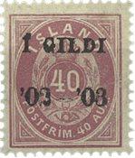 Islande 1902-04 - AFA 32 - Neuf sans ch.