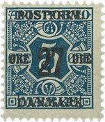 Danemark 1918 - AFA 86x - Neuf avec ch.