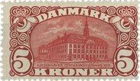 Danmark 1912 - AFA 67 - Ubrugt
