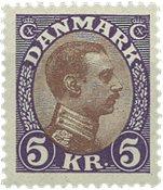 Danemark 1913 - AFA 176 - Neuf sans ch.