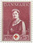 Danmark 1940 - AFA 267x - Postfrisk