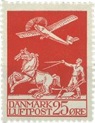 Danemark 1925 - AFA 146 - Neuf avec ch.