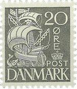 Danemark 1933-34 - AFA 204 - Neuf sans ch.