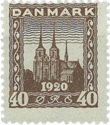Danemark 1920 - AFA 114 - Neuf sans ch.