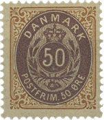 Danmark - AFA 30y ubrugt