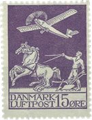 Danemark 1925 - AFA 145 - Neuf avec ch.
