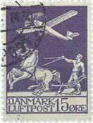 Danemark 1925 - AFA 145 - Oblitéré