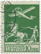 Danemark 1925 - AFA 144 - Oblitéré