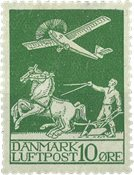 Danemark 1925 - AFA 144 - Neuf avec ch.