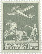 Danmark 1929 - AFA 181 - Ubrugt