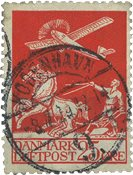 Danemark 1925 - AFA 146 - Oblitéré