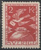 Sverige - AFA 187 postfrisk