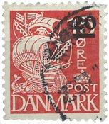 Danemark - AFA 264a - Oblitéré