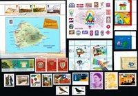 Argentina, Ascension, Bolivia, Brasil, Chile, Colombia - Frimærkepakke - Postfrisk