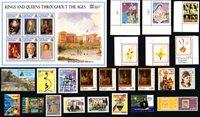 Equateur, îles Falkland, Guyane, Paraguay, Pérou, Suriname - Paquet de timbres  - Neufs