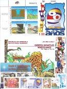 Chili, Equateur, Venezuela - Paquet de timbres  - Neufs